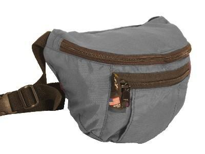 Made in usa sturdy fanny pack