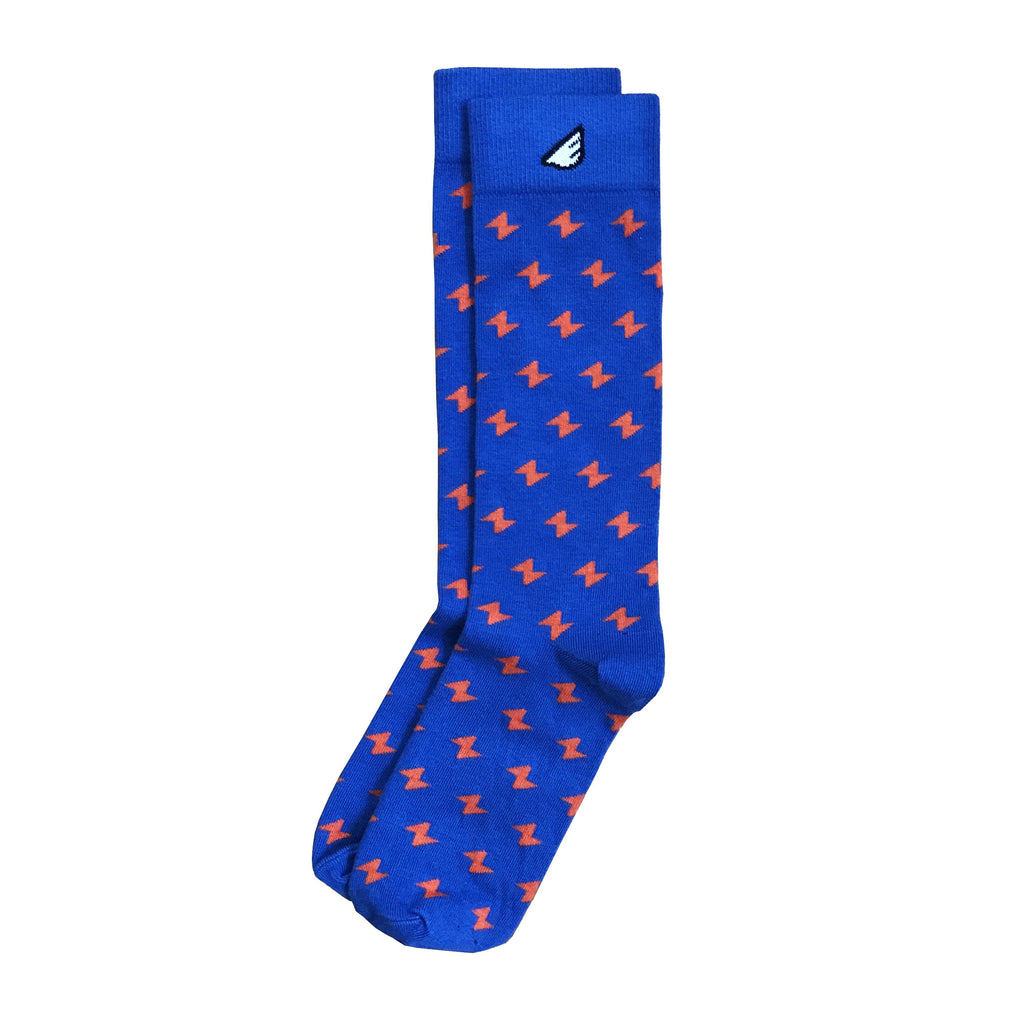 Multicolor Gift 3-Pack Socks. American Made Gift Bundle