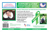 Support A Cure™ Pillow - Medium