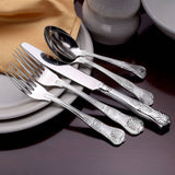 Liberty Tabletop® Flatware Sheffield 65pc Set