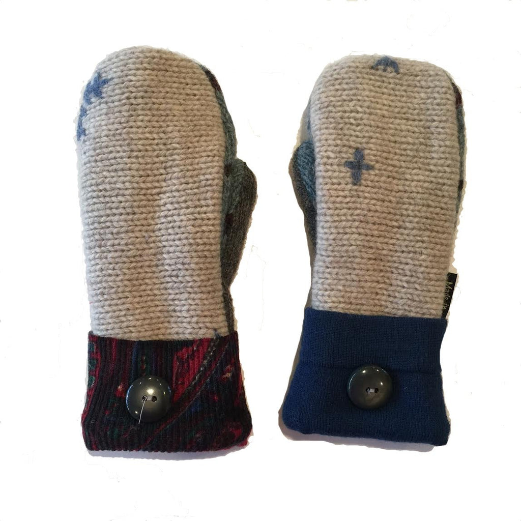 Women's Mittens Small 506