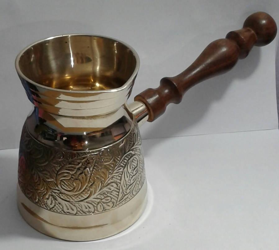 Engraved Coffee Pot