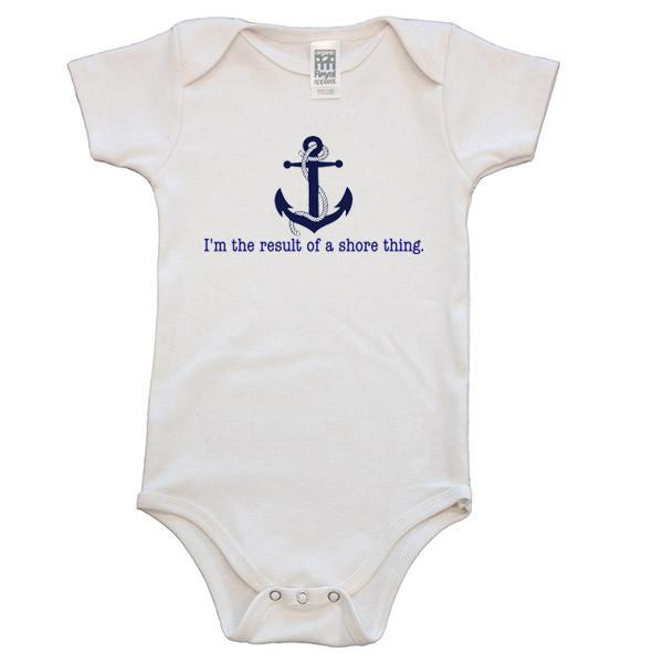 Nautical Baby Onesie