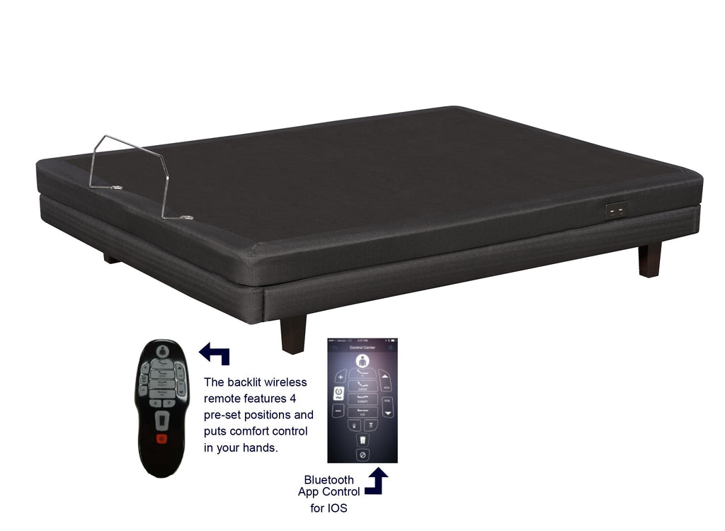 Aslan Adjustable Bed