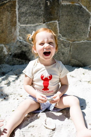 Lobster Baby Onesie
