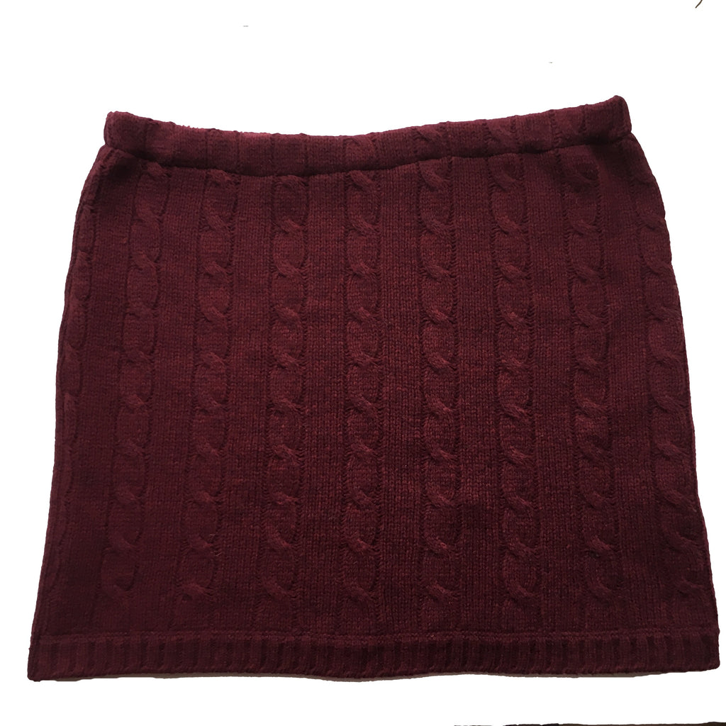 Bun Warmer Skirt 013 | XL