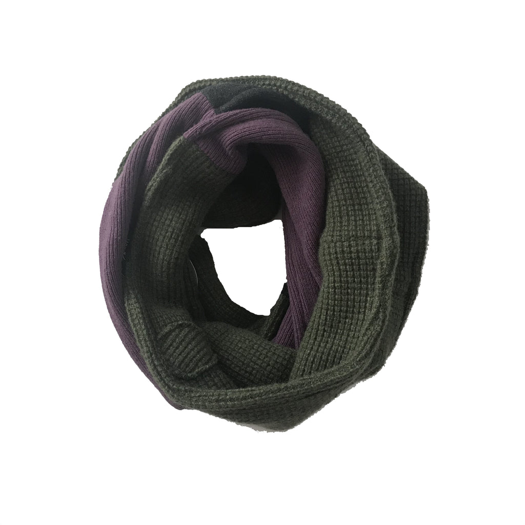 Cashmere Circle Scarf 022