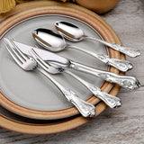 Liberty Tabletop® Flatware Kensington 65pc Set