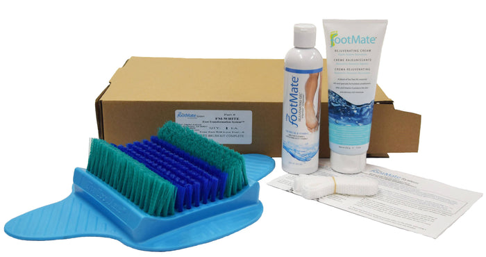 The FootMate® System — Blue/Teal Bundle