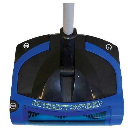 Speedy Sweep® Cordless Battery-powered Sweeper