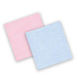 gingham fabric pink blue