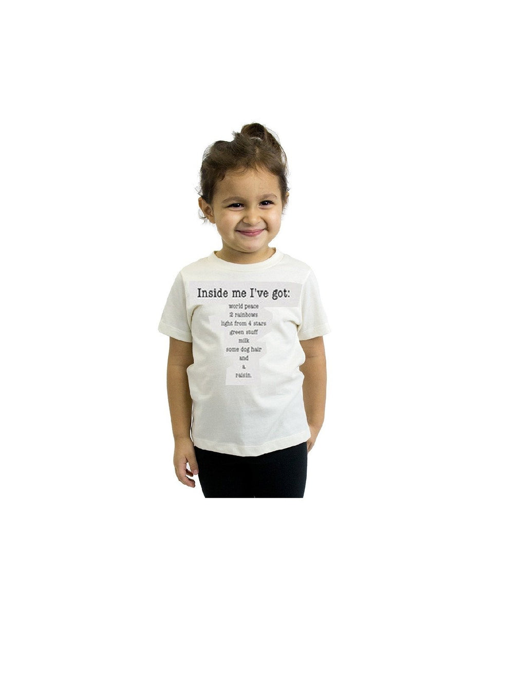 Inside Me Toddler t-shirt
