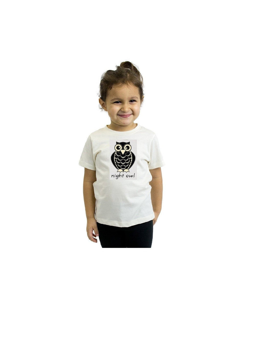 Night Owl Toddler t-shirt