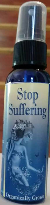 Stop Suffering ( Lavenders scent) 2 oz Spray