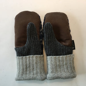 Men's Driving Mittens 127