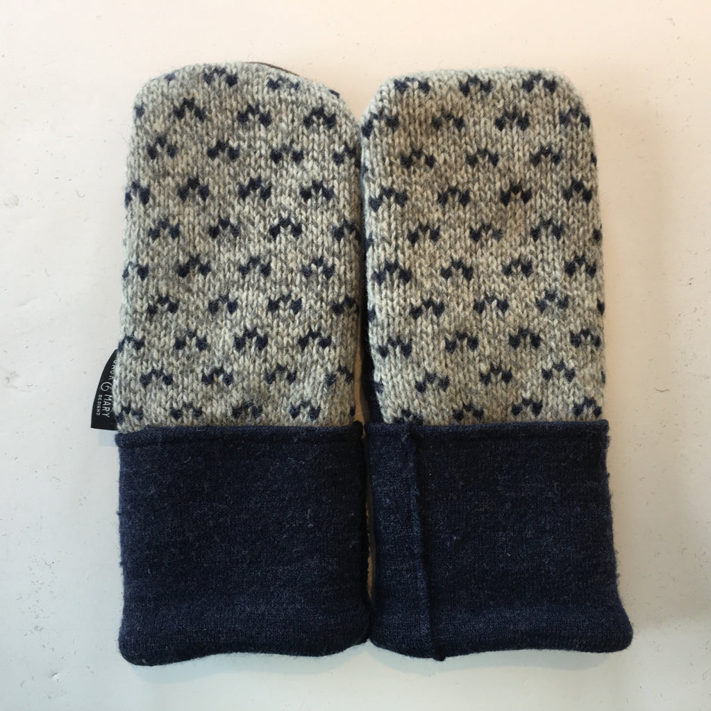 Men's Driving Mittens 128