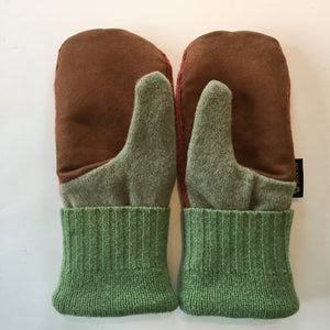 Men's Driving Mittens 129