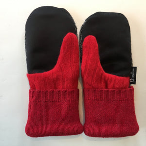 Men's Driving Mittens 134