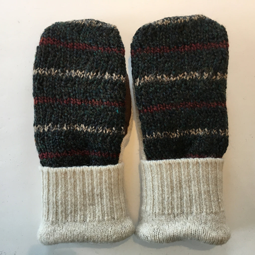 Men's Driving Mittens 123