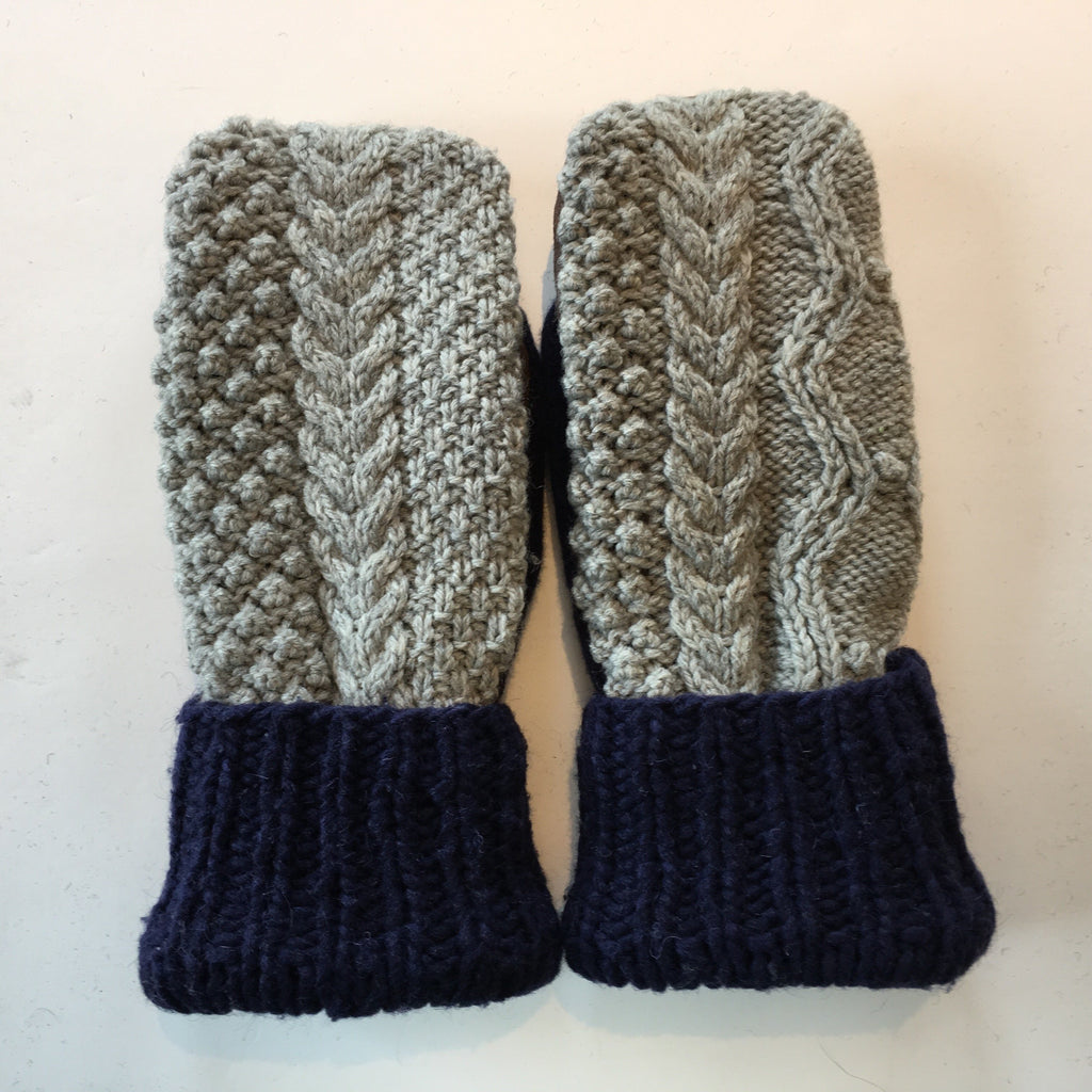 Men's Driving Mittens 126