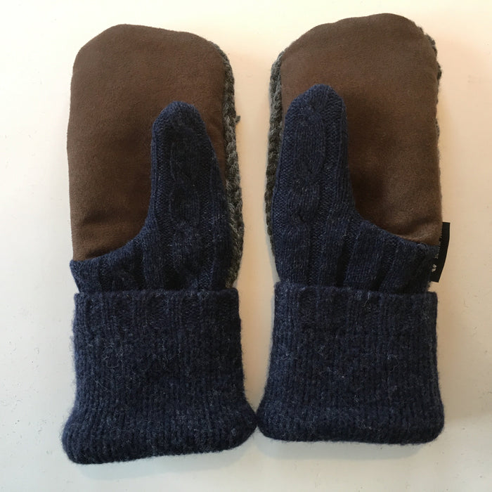 Men's Driving Mittens 121