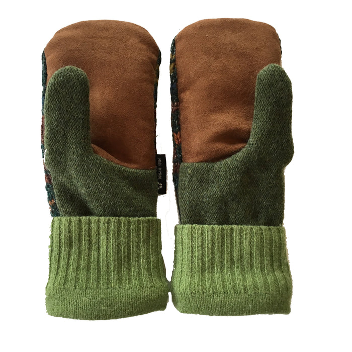 Men's Driving Mittens 136