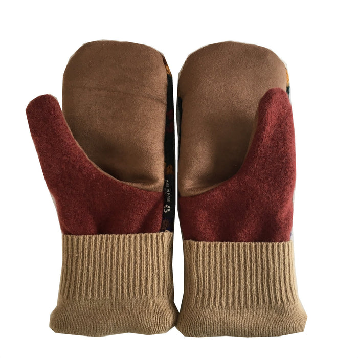 Men's Driving Mittens 117