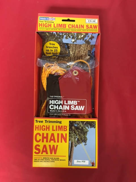 HIGH LIMB CHAIN SAW 48""