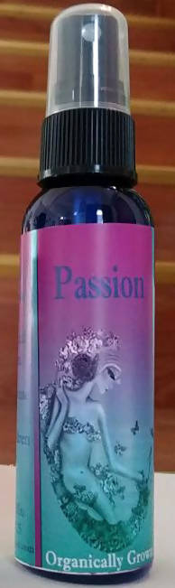 Passion (Rose Gardenia scent) 2 oz Spray