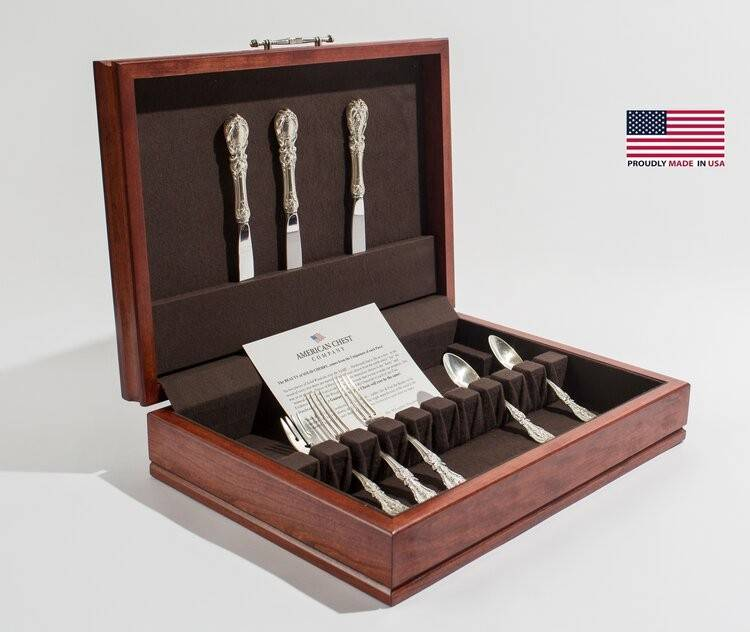 Traditions Flatware Chest