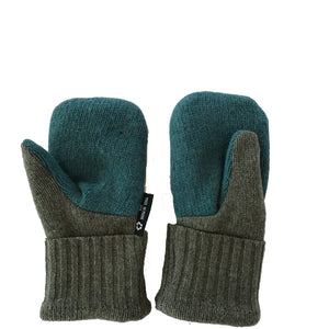 Women's Mittens Small 522a
