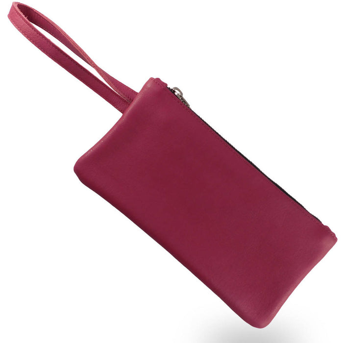 Leather Wristlet - Fandango