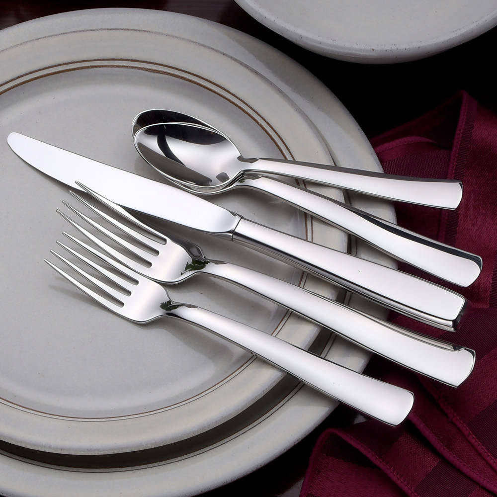 Liberty Tabletop® Flatware Modern America 45pc Set