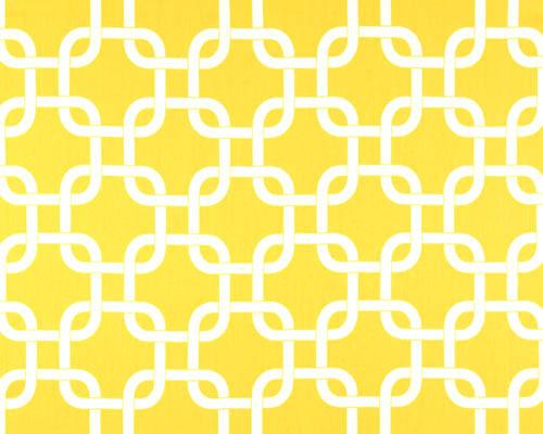 Yellow Gotcha Fabric by the Yard