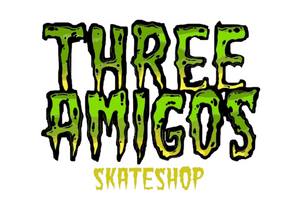 Three Amigos Skateboard Shop