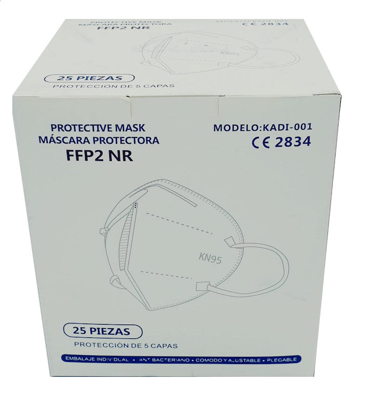 Mascarilla FPP2 Adulto