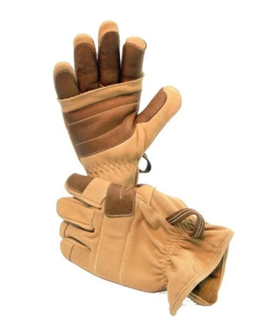Rocks Edge FULL FINGER Zip Line Professional/Rappelling Gloves