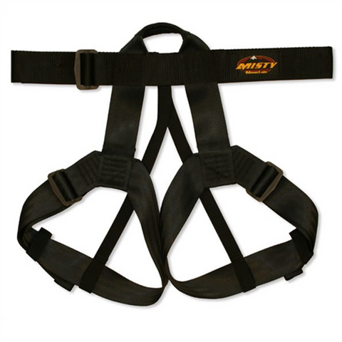 Misty Mountain Black Tactical Challenge Harness