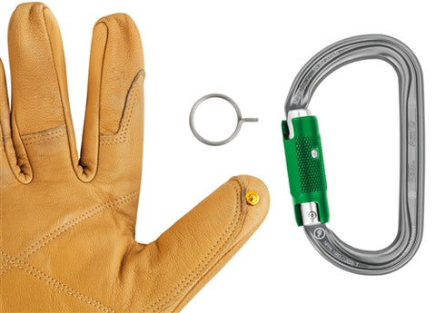 Petzl Am'D Pin-Lock Carabiner