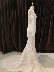 GC#32465 - Mira Zwillinger Vale Wedding Dress in Size 38
