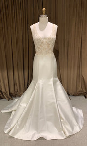 GC#911673 - Bliss by Monique Lhuillier BL16212 in Size 10