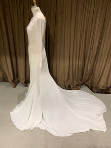 GC#29196 - Pronovias Orquidea Wedding Dress in Size 12