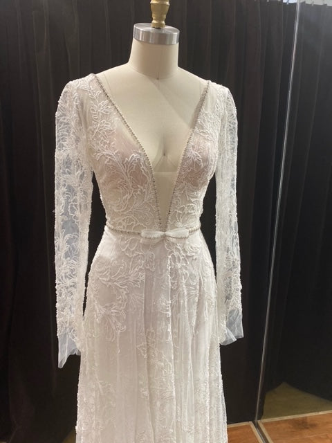 GC#32985 - Lihi Hod Elizabeth Wedding Dress in Size 8