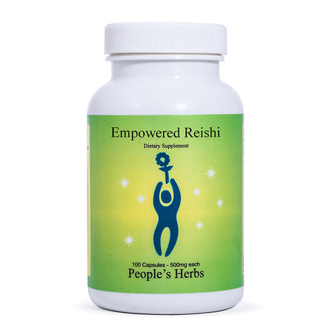 People's Herbs Empowered Reishi