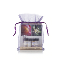 People's Herbs - Aromatherapy Essential Oil Sampler - Snow Lotus