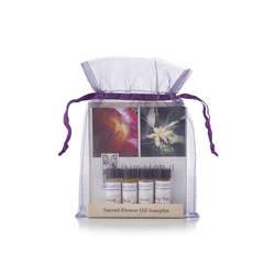 People's Herbs Snow Lotus Sacred Flower Essential Oil Sampler