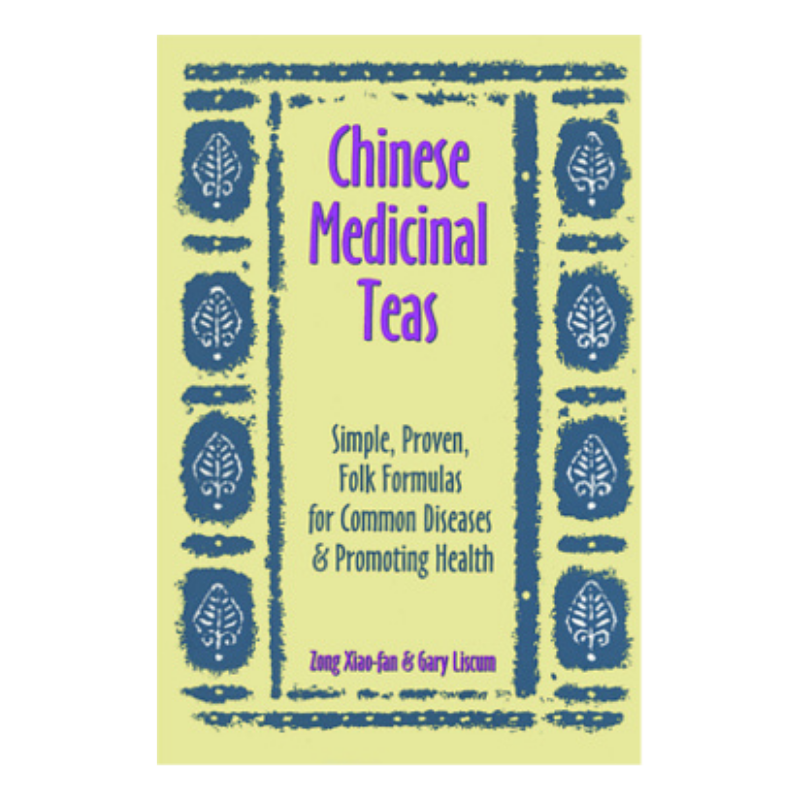 People's Herbs Blue Poppy Chinese Medicinal Teas Book Xiao-fan Zong & Gary Liscum