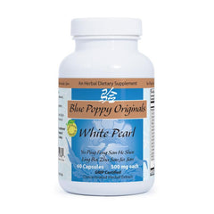 White Pearl (60 capsules) - Blue Poppy - People's Herbs