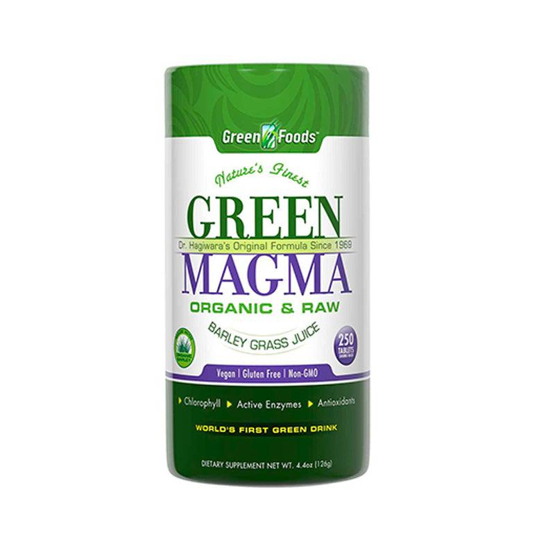 Green Magma 250 Tablets (500mg) - People's Herbs