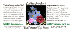 People's Herbs Golden Sunshine True Perfection® Eye Serum